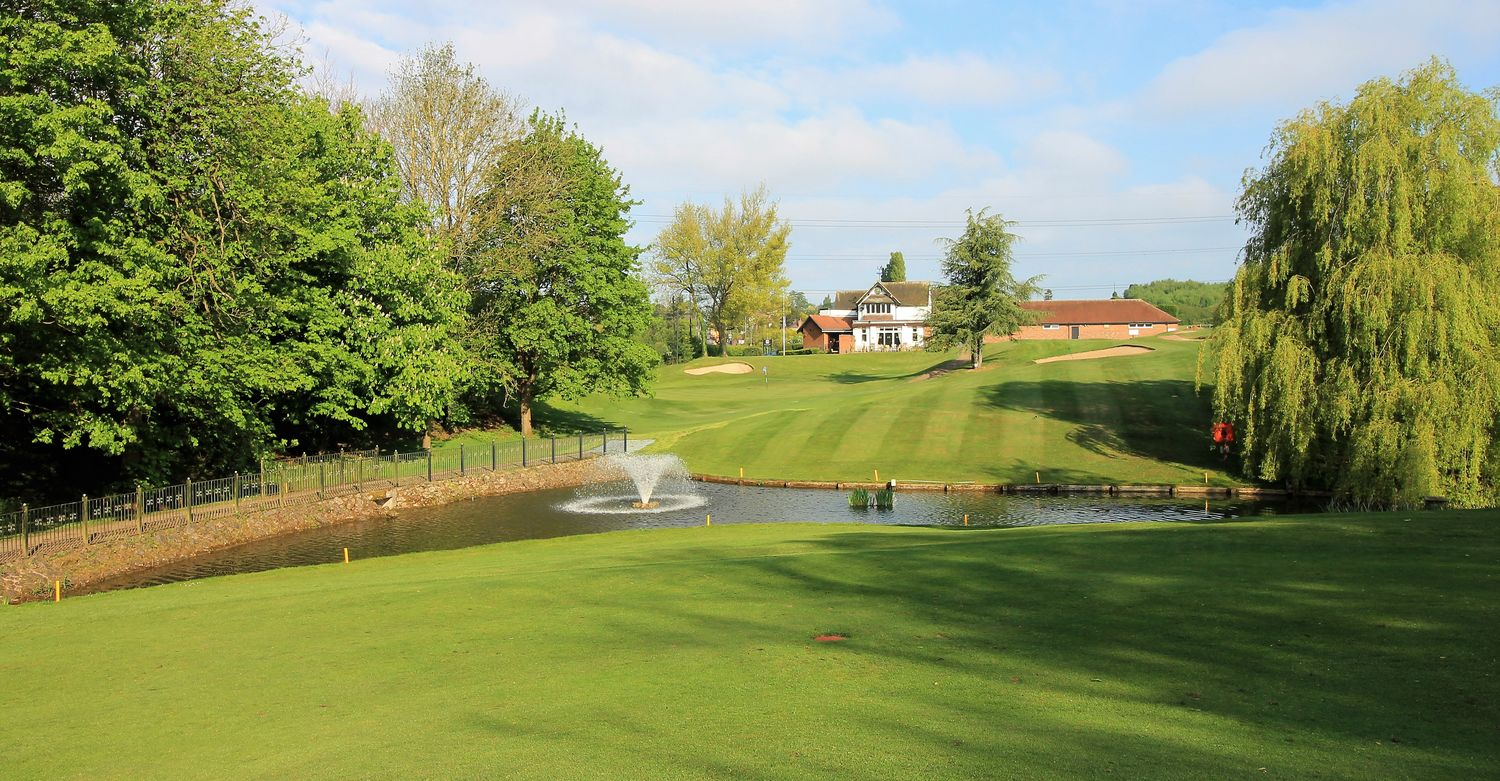A superb location for Golf or to celebrate your special occasion.